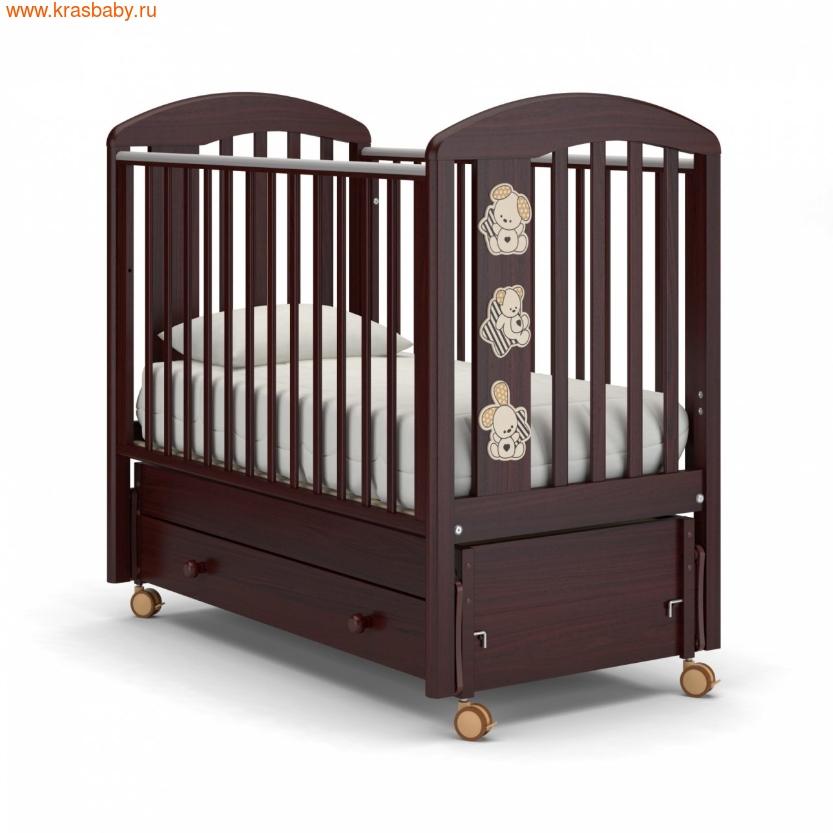 Кроватка GANDYLYAN Макс (фото, вид 7)