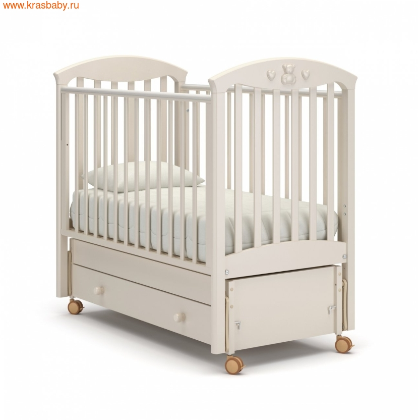 Кроватка GANDYLYAN Марсель (фото, вид 1)