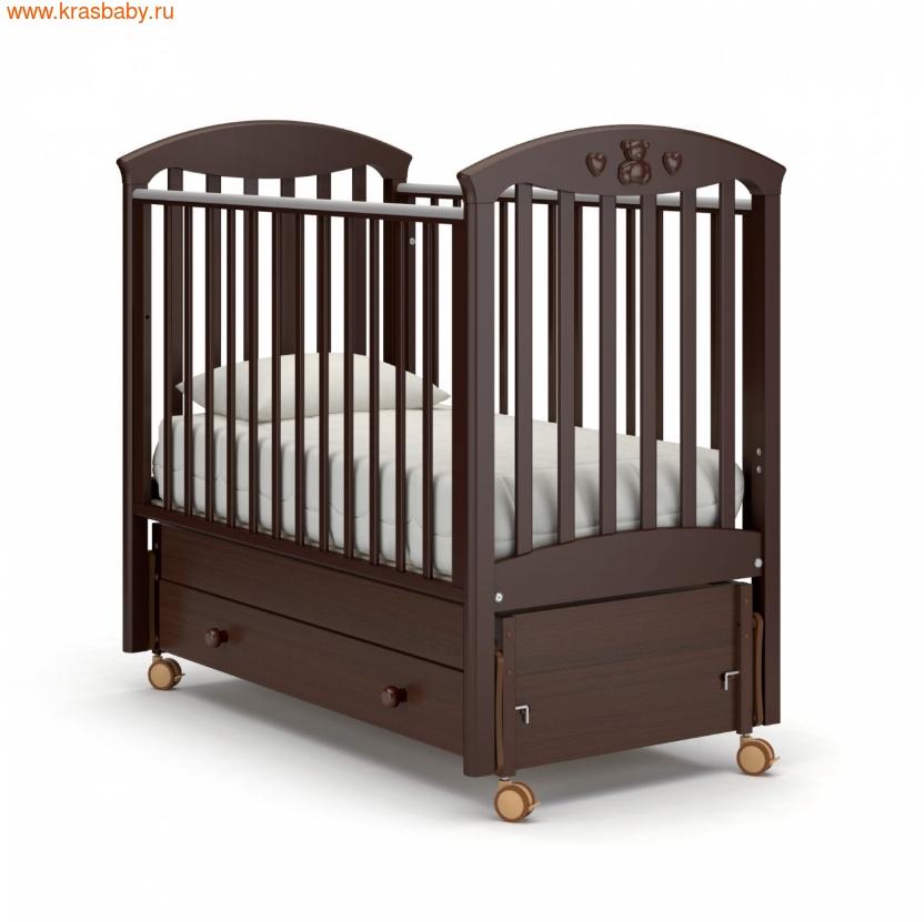 Кроватка GANDYLYAN Марсель (фото, вид 3)