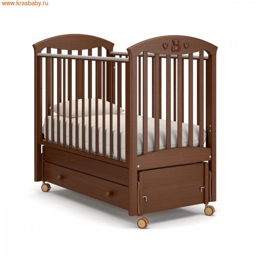 Кроватка GANDYLYAN Марсель (фото, вид 6)