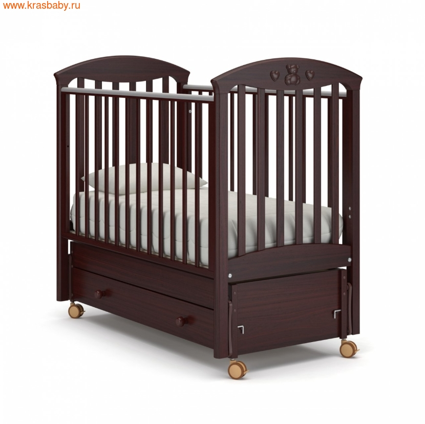 Кроватка GANDYLYAN Марсель (фото, вид 7)