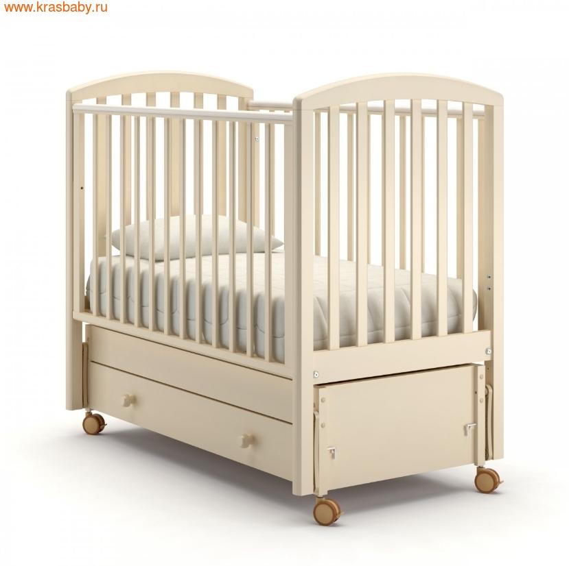 Кроватка GANDYLYAN Дени (фото, вид 2)