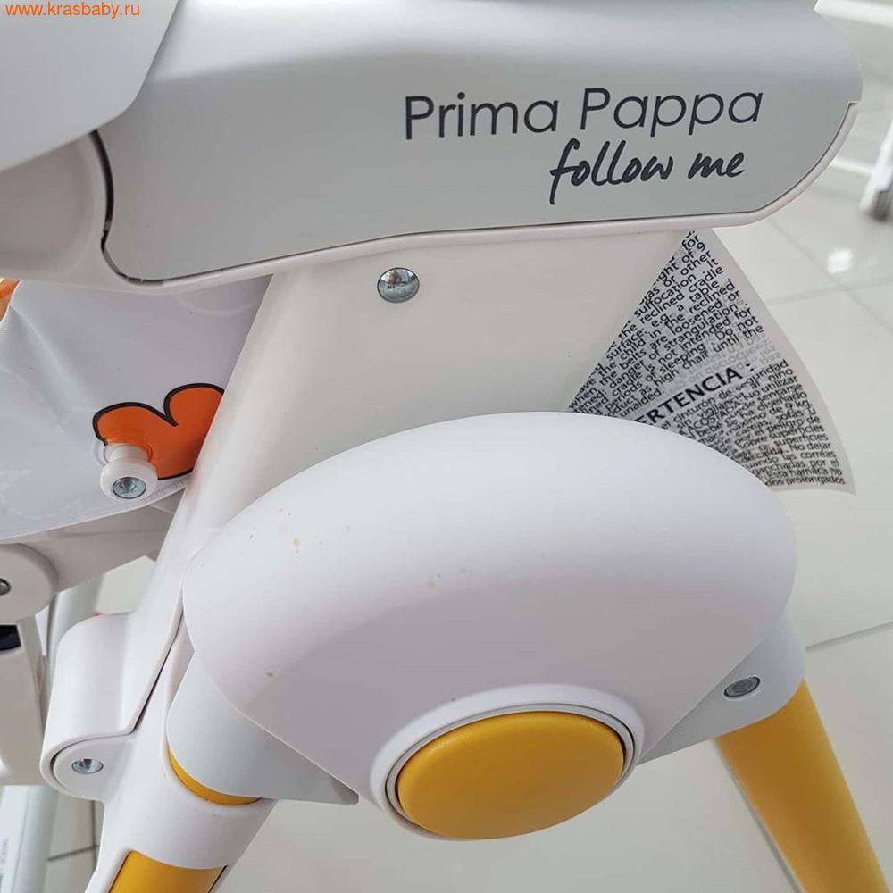 Стульчик для кормления Peg Perego PRIMA PAPPA FOLLOW ME (фото, вид 2)