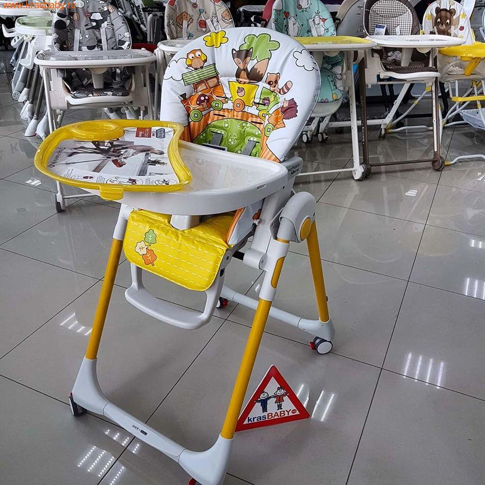 Стульчик для кормления Peg Perego PRIMA PAPPA FOLLOW ME (фото, вид 4)