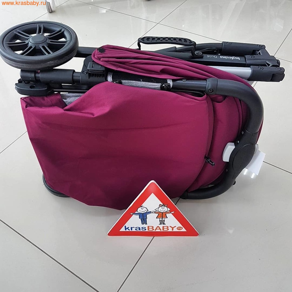 Коляска прогулочная Inglesina QUID 2021 (5,9 кг) (фото, вид 4)