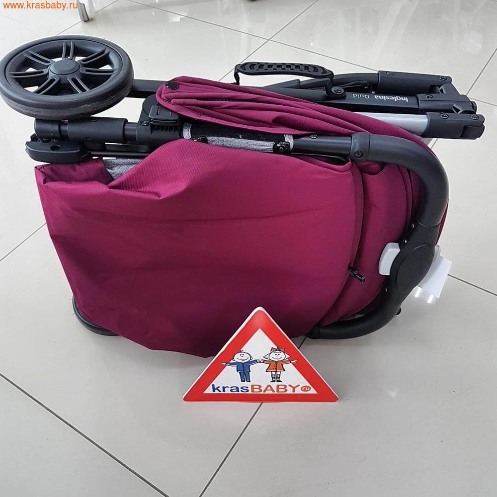 Коляска прогулочная Inglesina QUID 2021 (5,9 кг) (фото, вид 3)