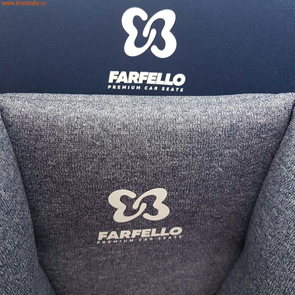 Автокресло FARFELLO KS-2190 FIX (0-36кг) (фото, вид 10)