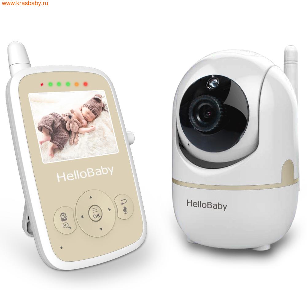 Видеоняня HelloBaby HB248 (фото, вид 4)