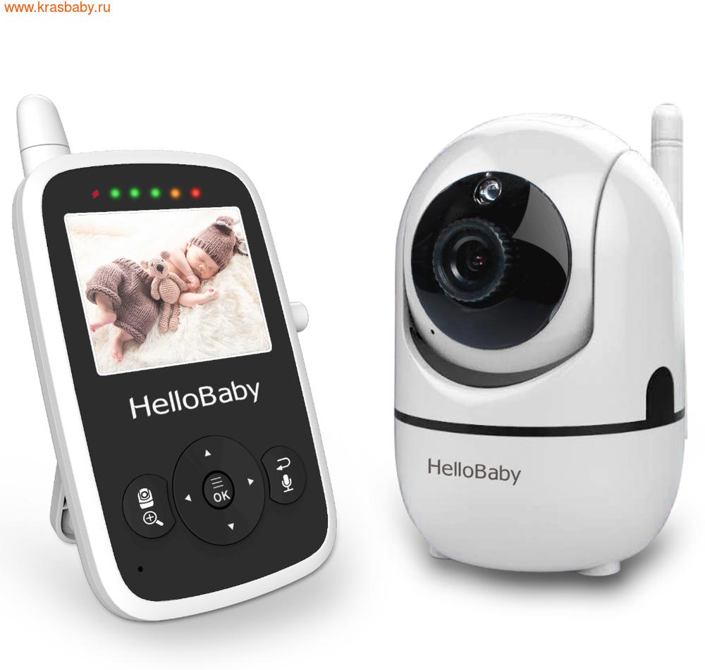 Видеоняня HelloBaby HB248 (фото, вид 5)