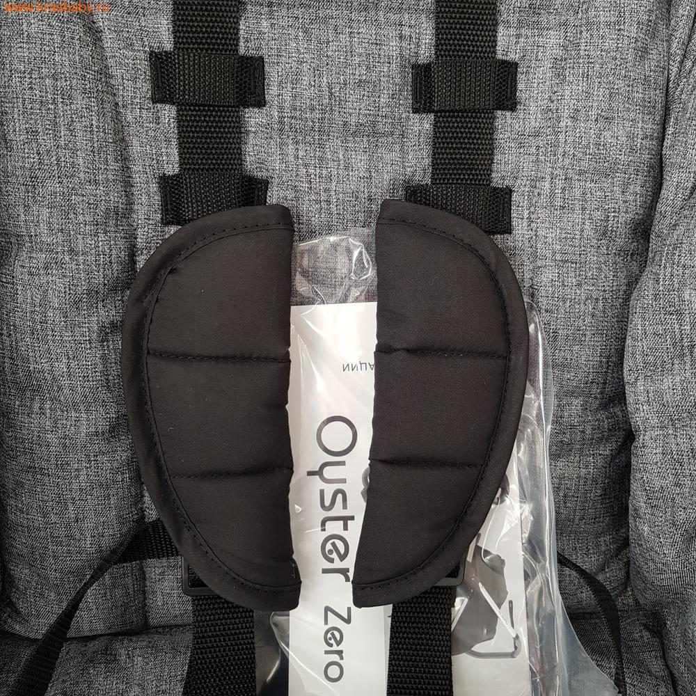 Коляска прогулочная OYSTER Zero basic (фото, вид 25)