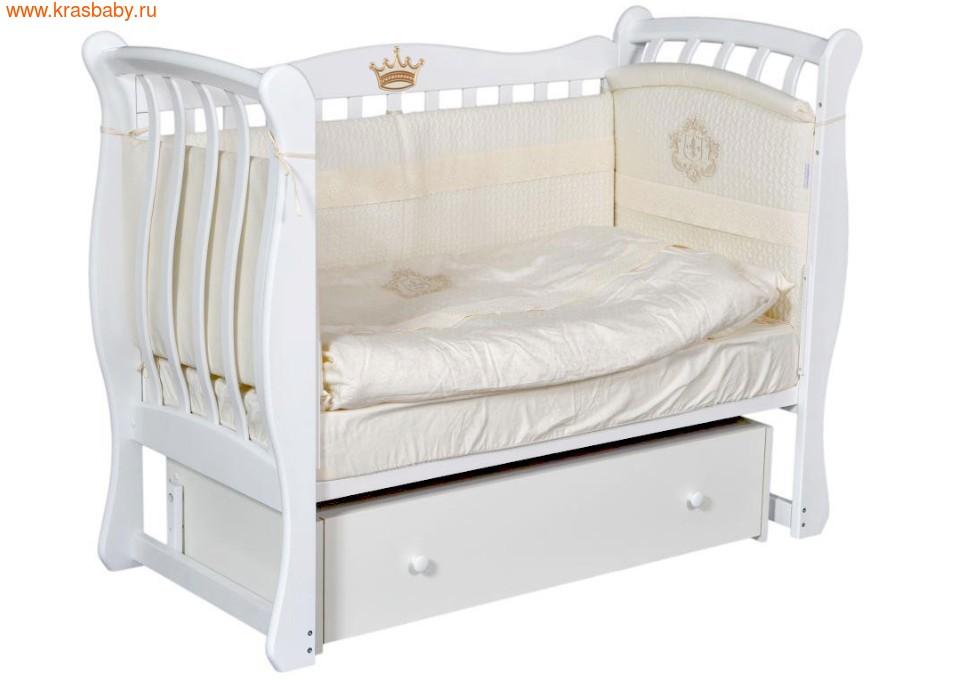 Кроватка Кедр VIOLA 3 (фото, вид 2)