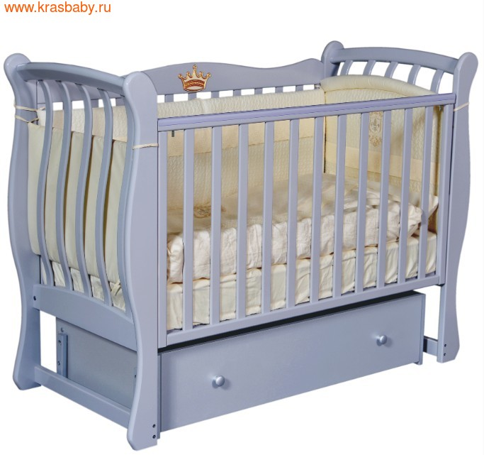 Кроватка Кедр VIOLA 3 (фото, вид 4)