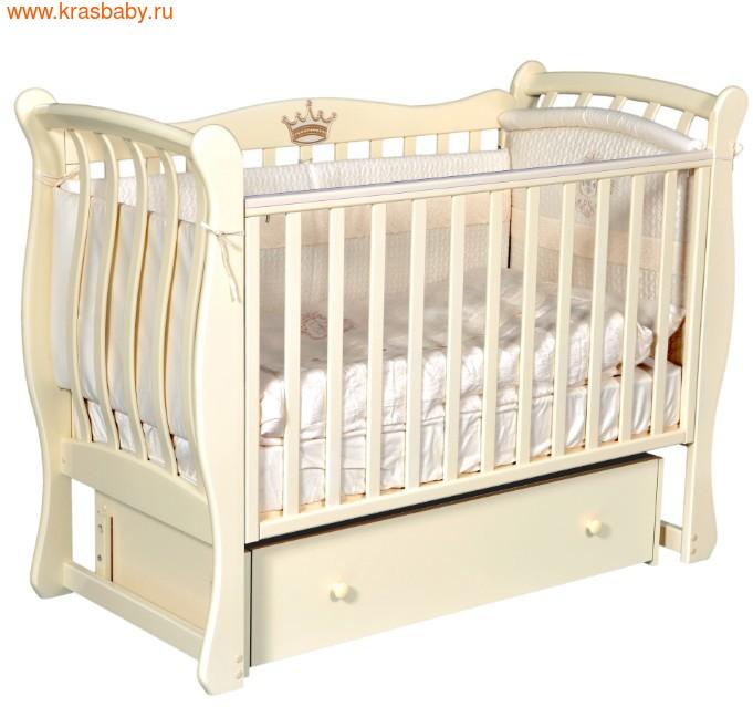 Кроватка Кедр VIOLA 3 (фото, вид 6)
