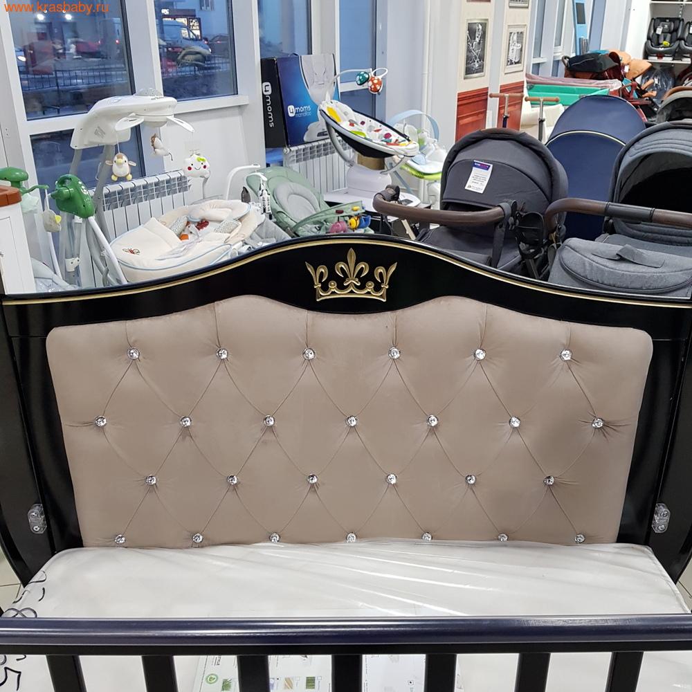 Кроватка Кедр Olivia 2 (фото, вид 5)
