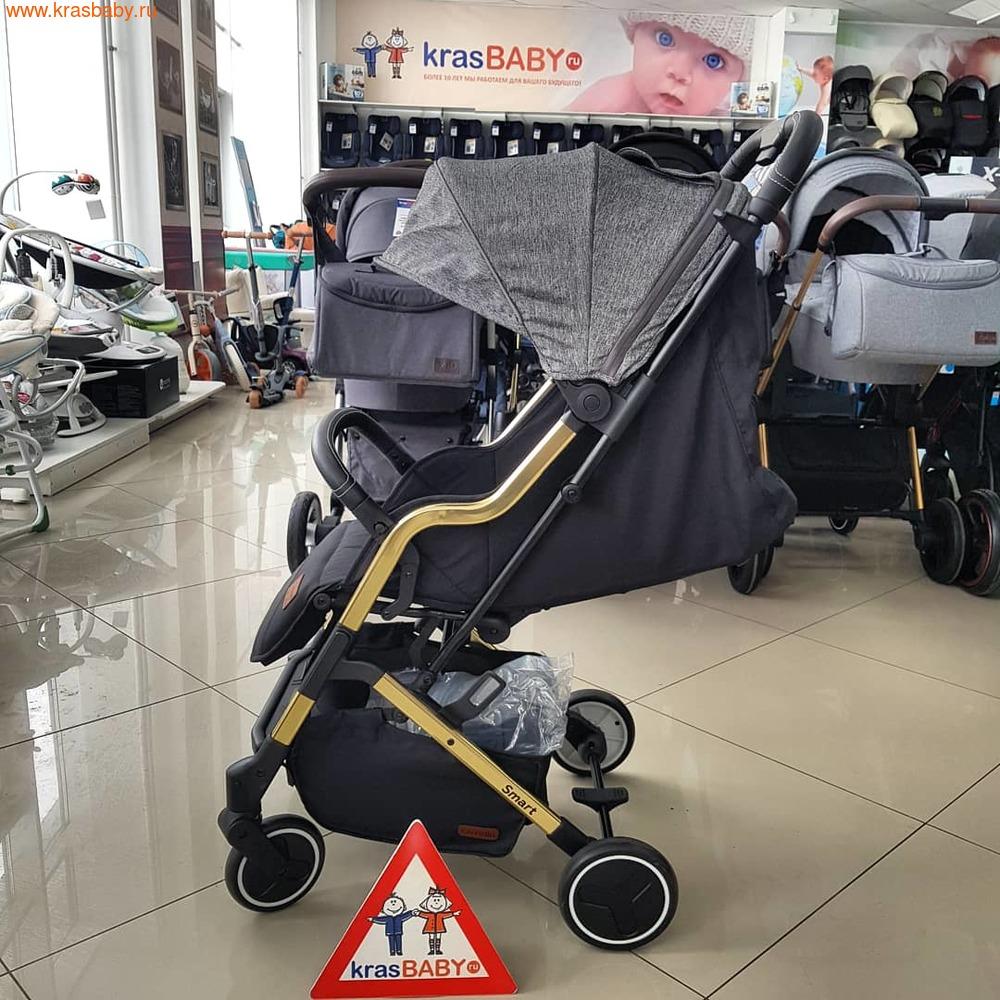 Коляска прогулочная Baby Tilly SMART T-169 (фото, вид 12)