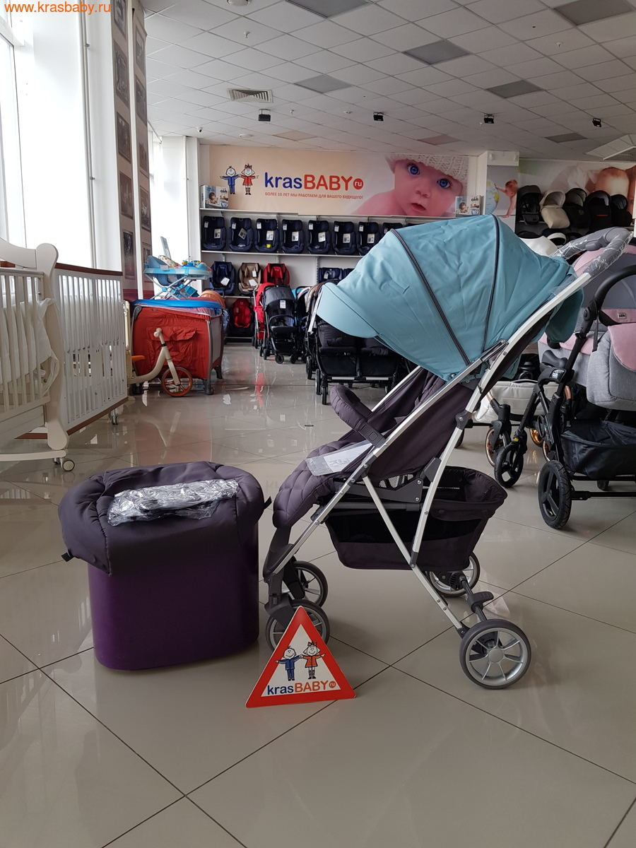 Коляска прогулочная HAPPY BABY ELEGANZA V2 (фото, вид 7)