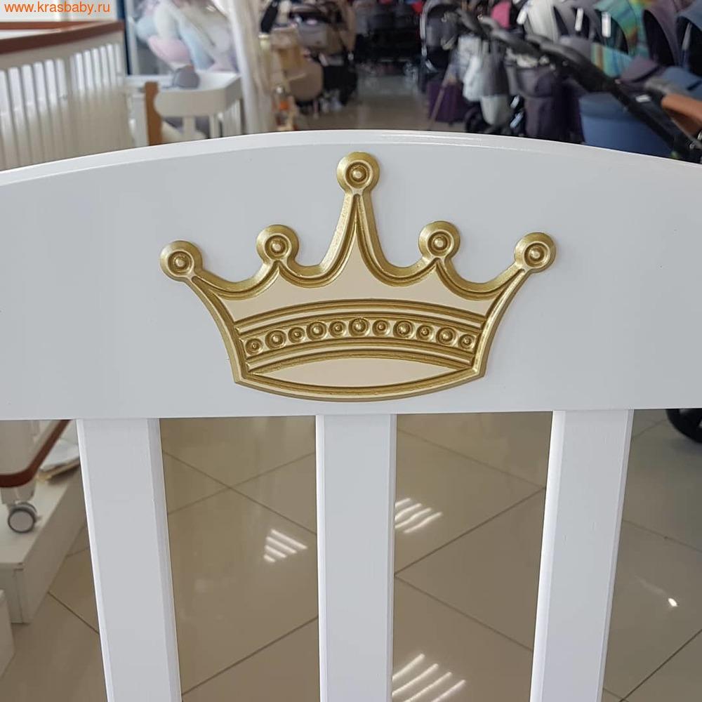 Кроватка Кедр VIOLA 3 (фото, вид 8)