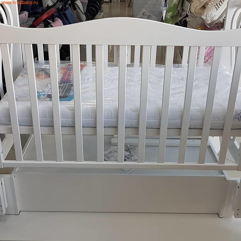 Кроватка Кедр VIOLA 3 (фото, вид 10)