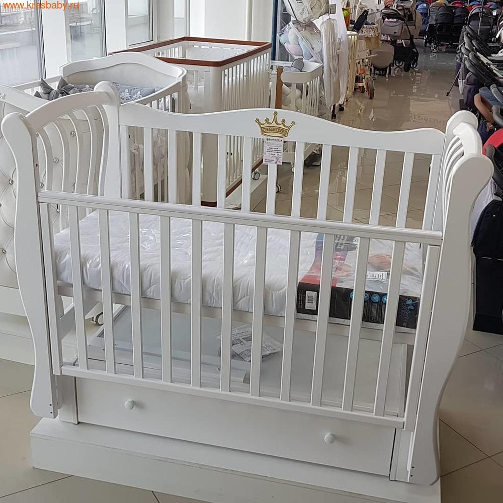 Кроватка Кедр VIOLA 3 (фото, вид 11)