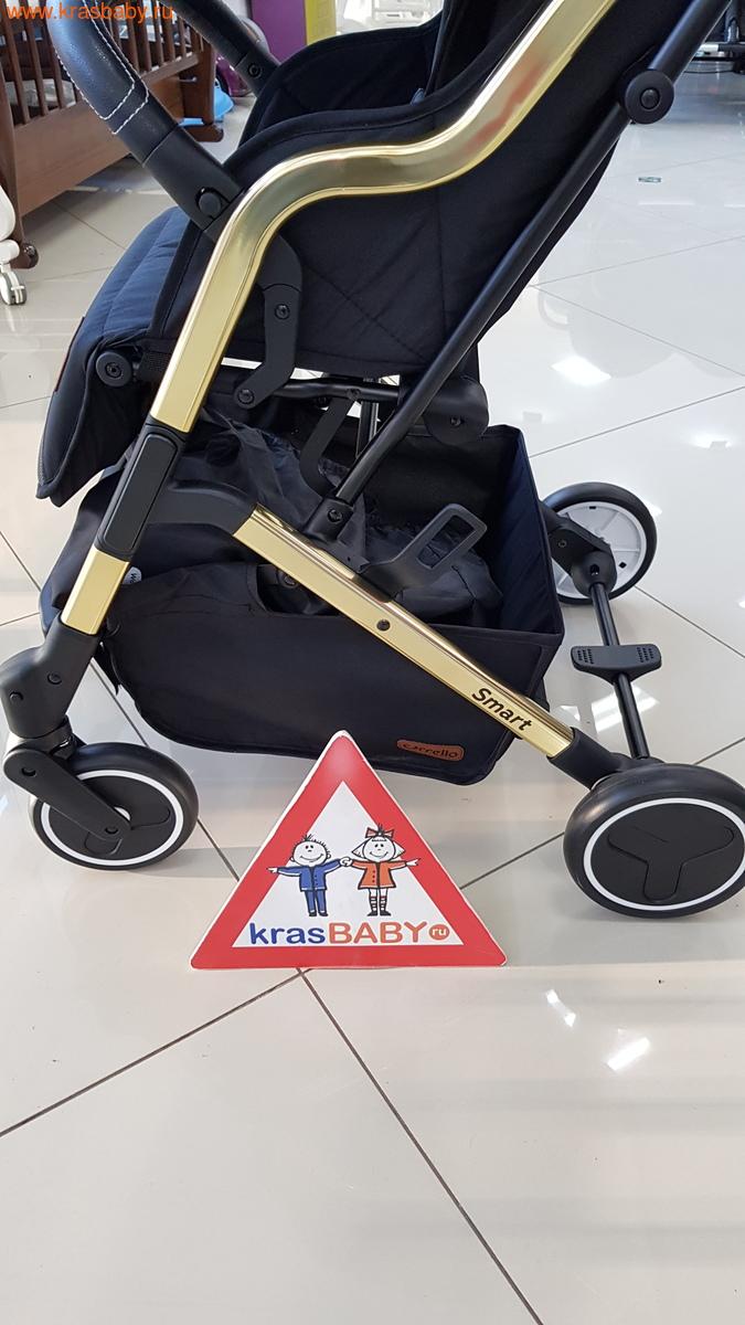 Коляска прогулочная Baby Tilly SMART T-169 (фото, вид 20)