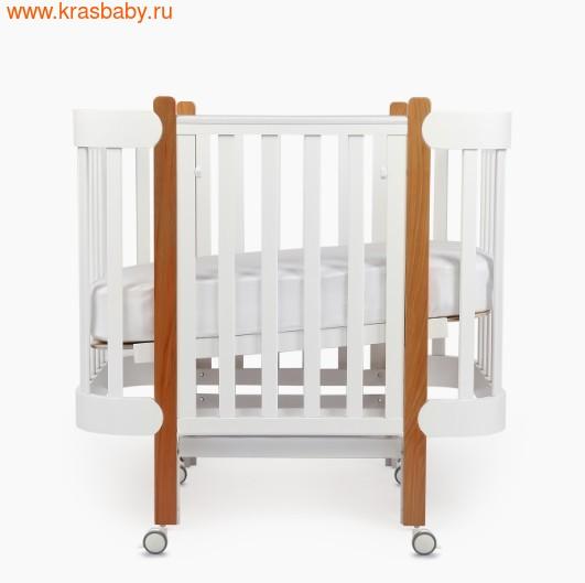 Кровать-трансформер HAPPY BABY MOMMY LUX (фото, вид 2)