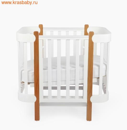 Кровать-трансформер HAPPY BABY MOMMY LUX (фото, вид 4)