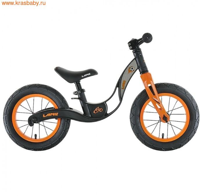 Беговел LANQ Magnesium двухколесный колеса надувные (фото, вид 2)