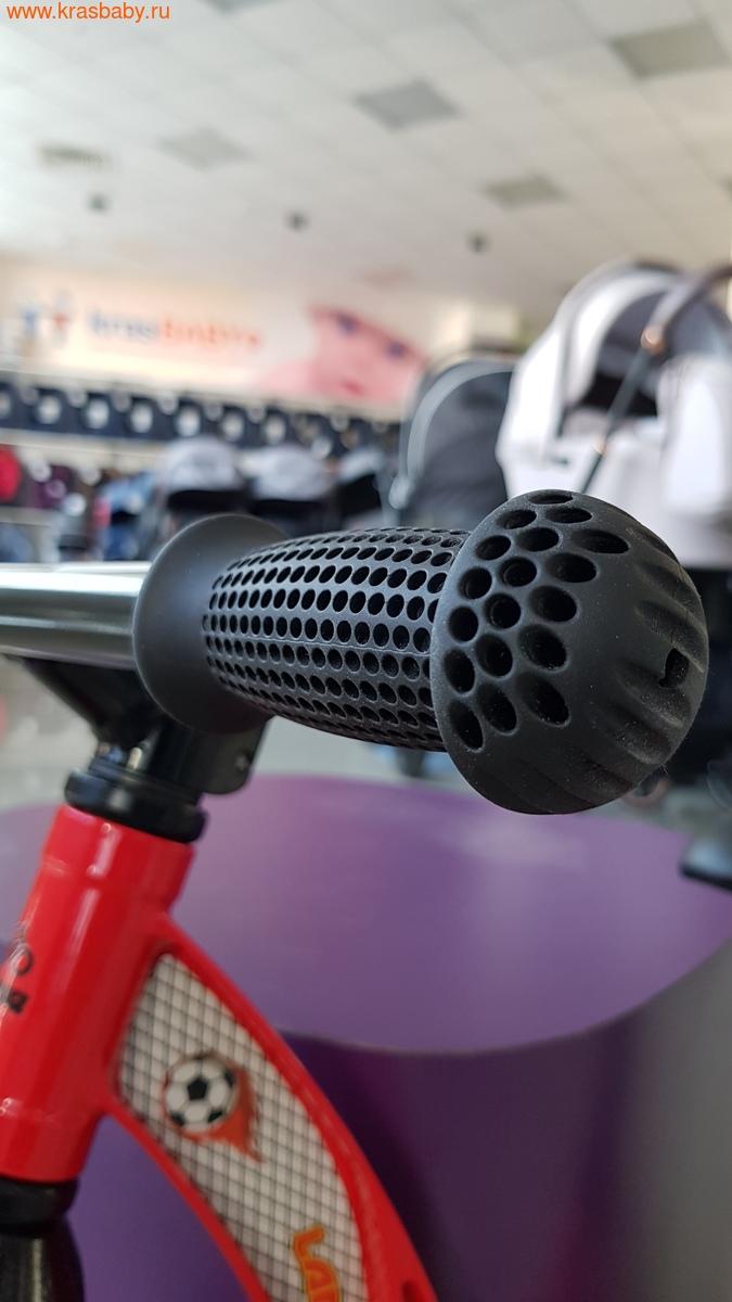 Беговел LANQ Magnesium двухколесный колеса надувные (фото, вид 7)