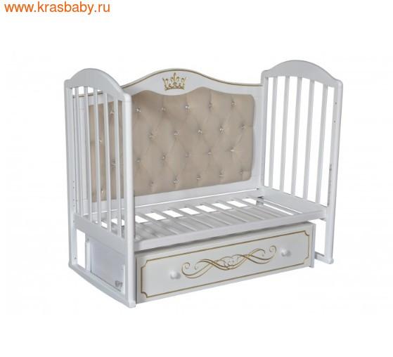 Кроватка Кедр Emily 4 (фото, вид 2)