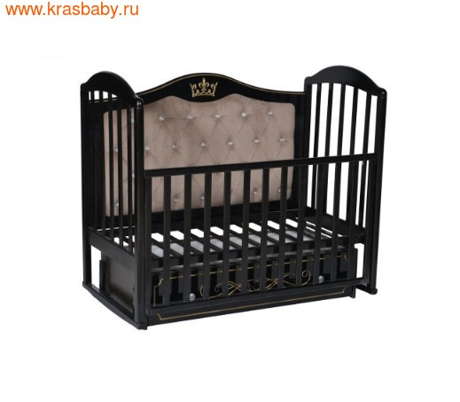 Кроватка Кедр Emily 4 (фото, вид 17)
