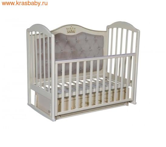 Кроватка Кедр Emily 4 (фото, вид 5)