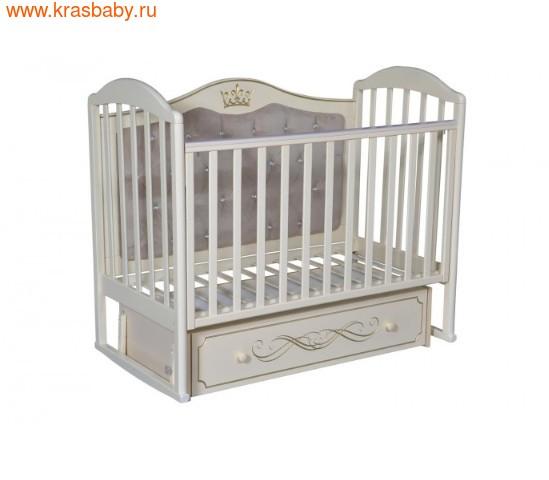 Кроватка Кедр Emily 4 (фото, вид 6)