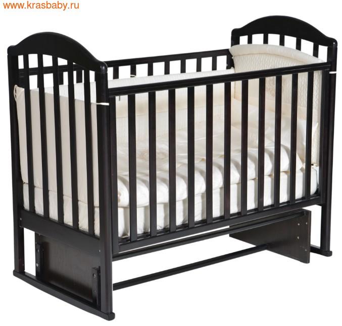 Кроватка Кедр Emily 6 УМ (фото, вид 1)