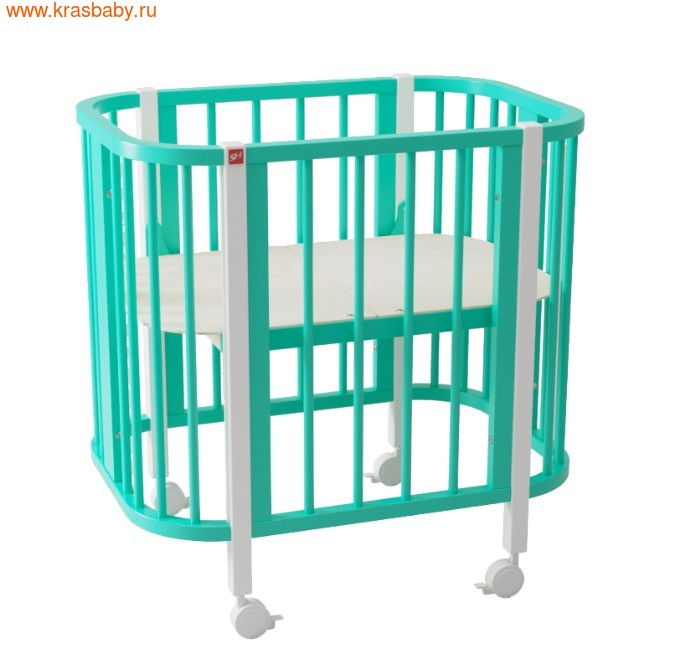 Кровать-трансформер SOOHOOKIDS PAPPY (фото, вид 9)