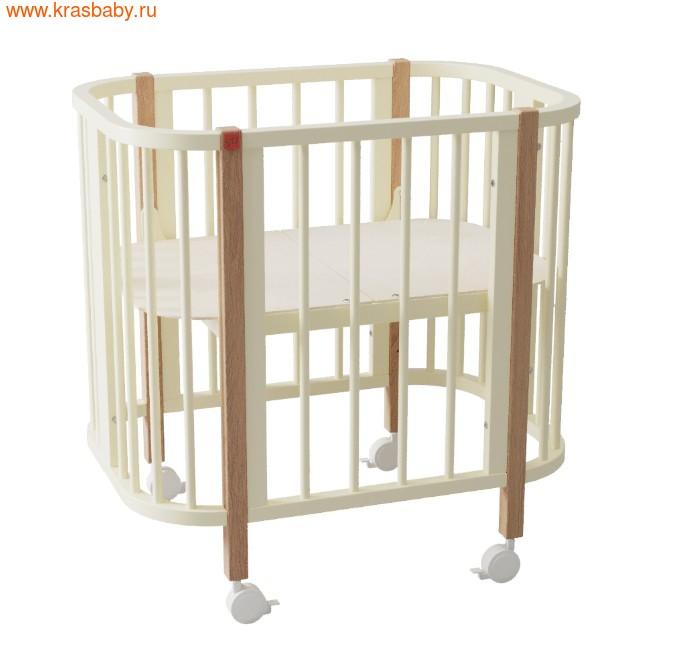 Кровать-трансформер SOOHOOKIDS PAPPY (фото, вид 16)
