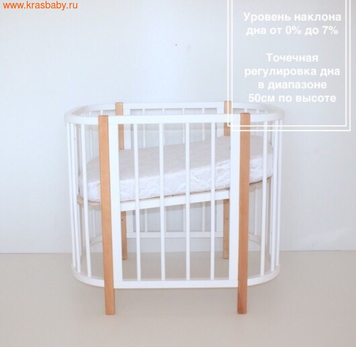 Кровать-трансформер SOOHOOKIDS PAPPY (фото, вид 22)