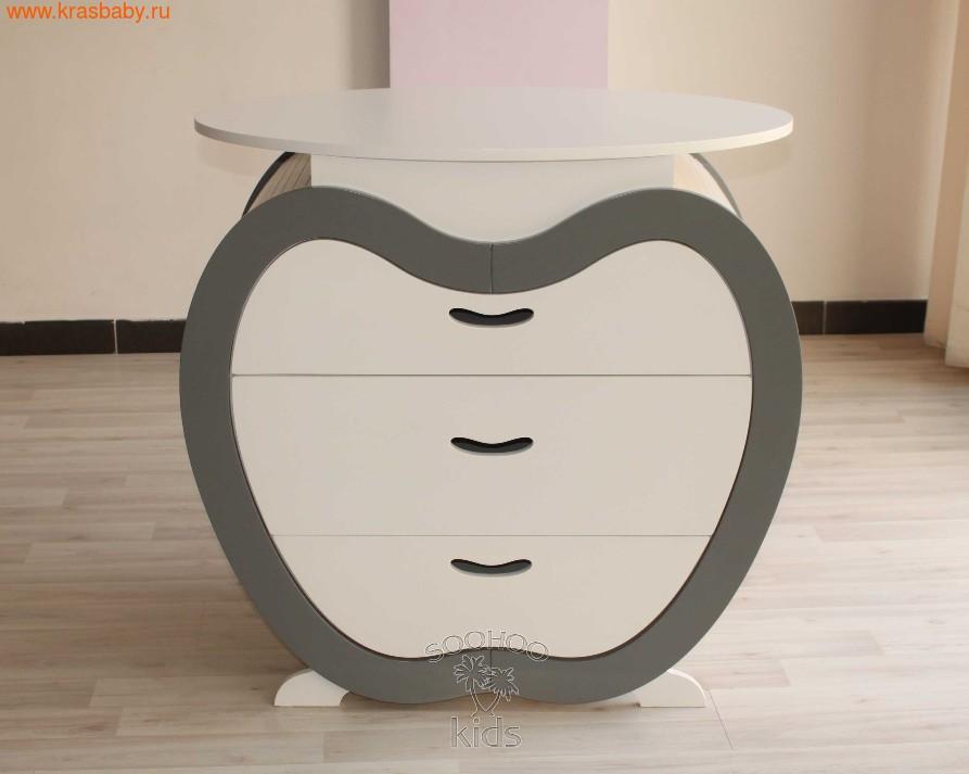 Комод бельевой SOOHOOKIDS AppleBox (фото, вид 5)