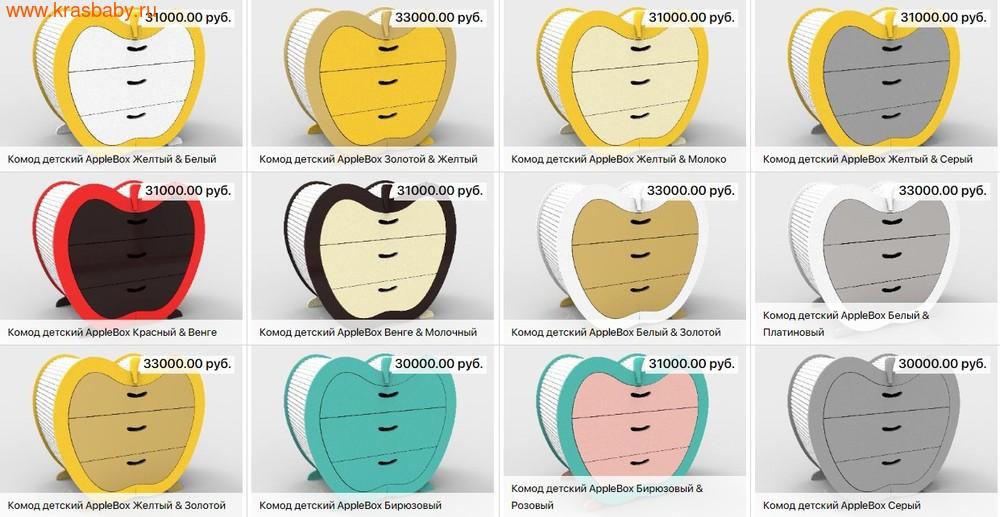 Комод бельевой SOOHOOKIDS AppleBox (фото, вид 10)