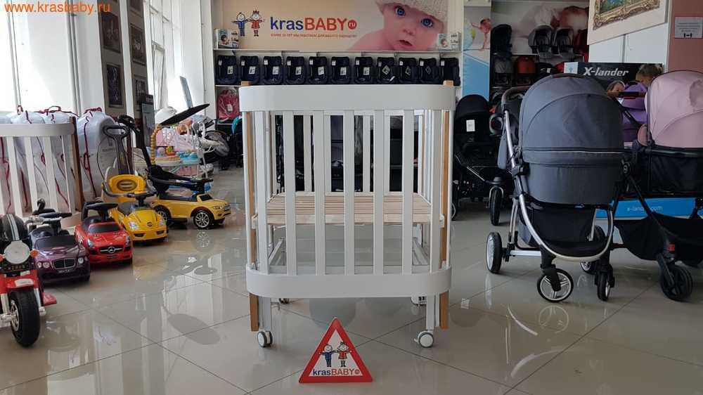 Кровать-трансформер HAPPY BABY MOMMY LUX (фото, вид 15)