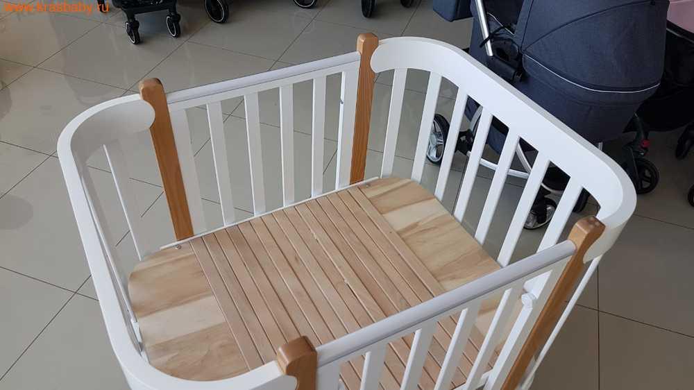 Кровать-трансформер HAPPY BABY MOMMY LUX (фото, вид 16)