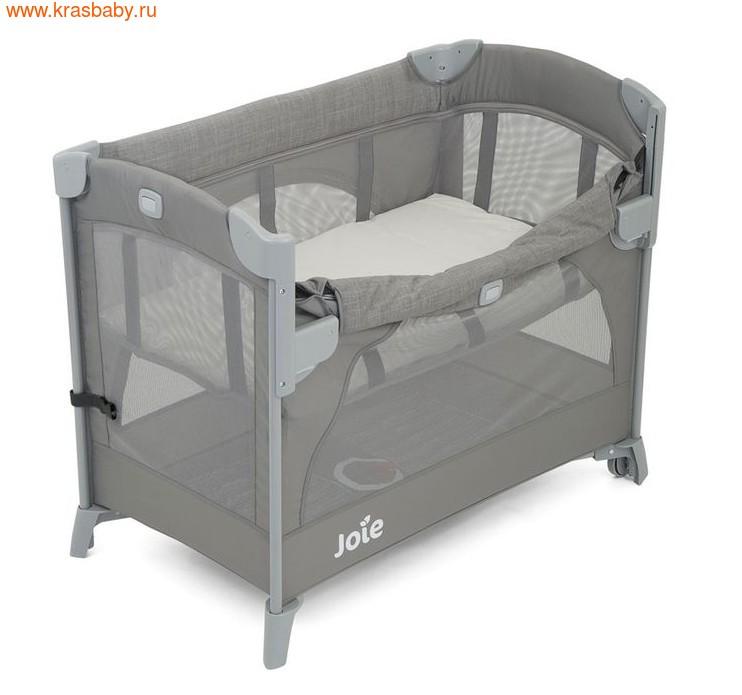Манеж-кровать JOIE KUBBIE SLEEP ДЛЯ ДЕТЕЙ ОТ РОЖДЕНИЯ (фото, вид 1)