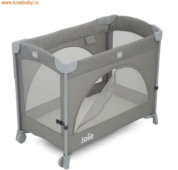 Манеж-кровать JOIE KUBBIE SLEEP ДЛЯ ДЕТЕЙ ОТ РОЖДЕНИЯ (фото, вид 2)