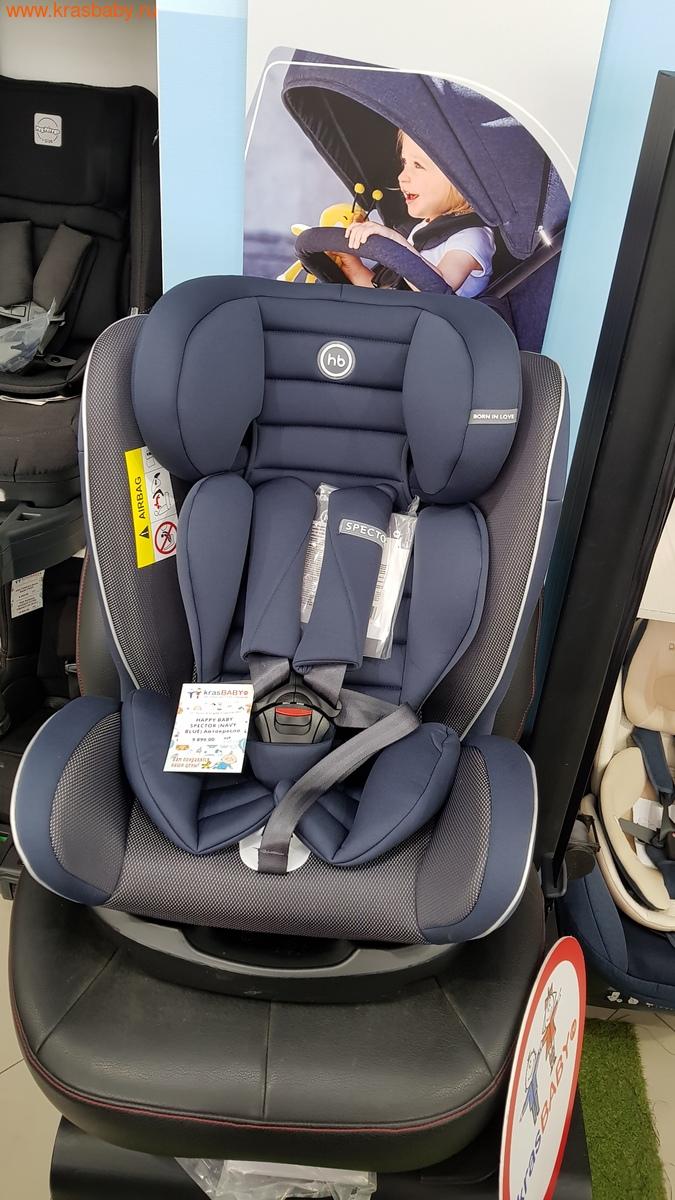 Автокресло HAPPY BABY SPECTOR (0-36 кг) (фото, вид 3)
