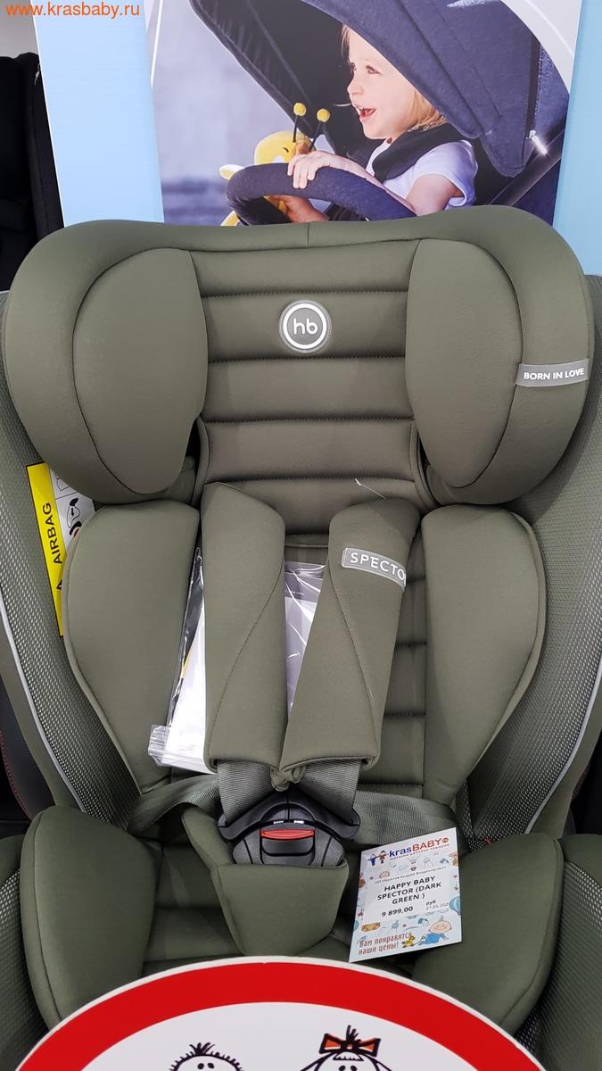 Автокресло HAPPY BABY SPECTOR (0-36 кг) (фото, вид 11)