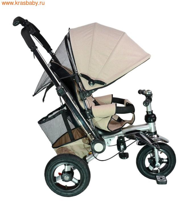 Велосипед FARFELLO детский трехколёсный TSTX010 (фото, вид 2)