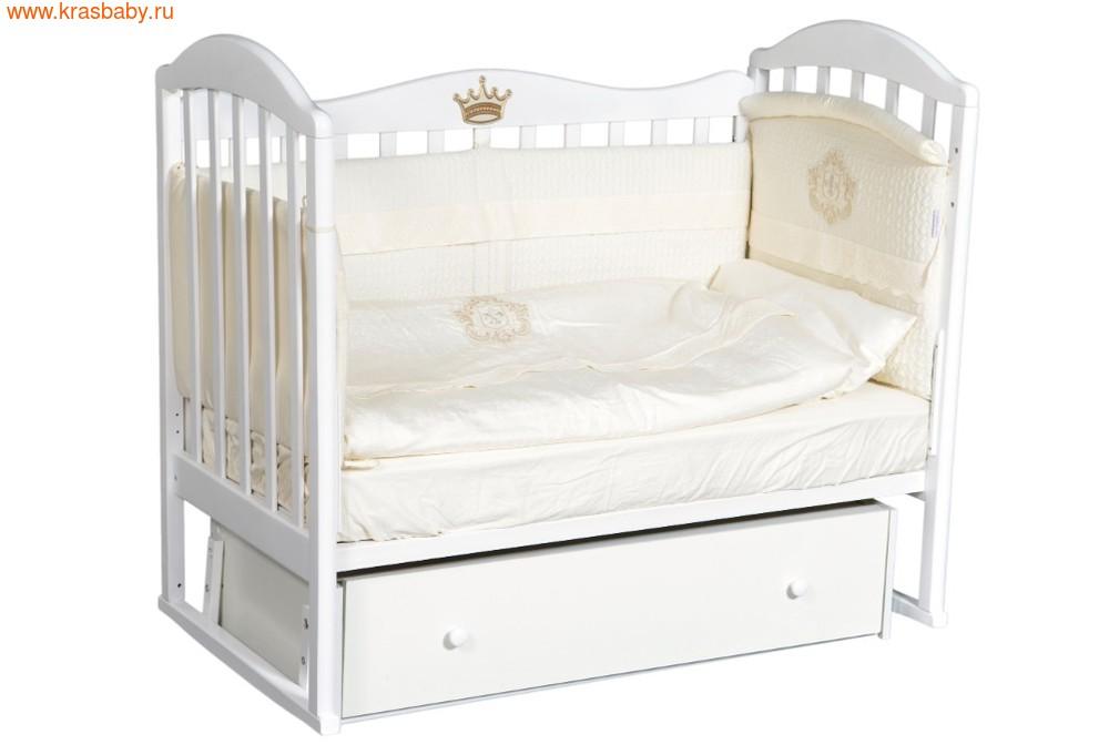 Кроватка Кедр EMILY 1 (фото, вид 1)