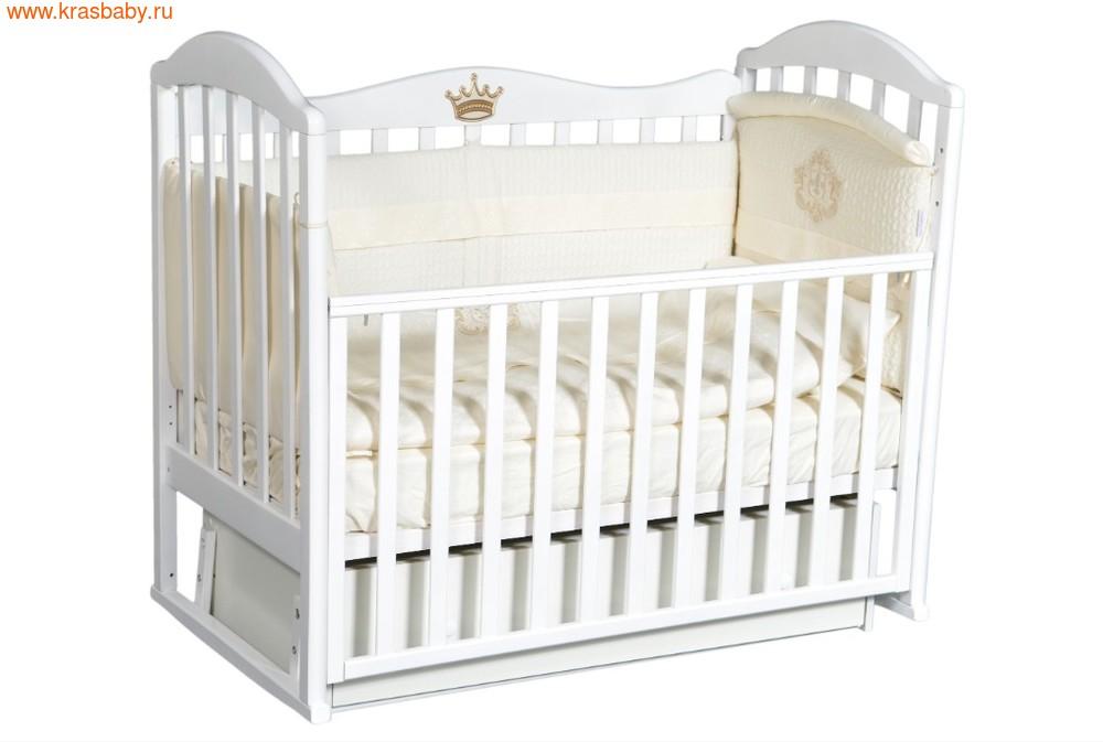 Кроватка Кедр EMILY 1 (фото, вид 2)