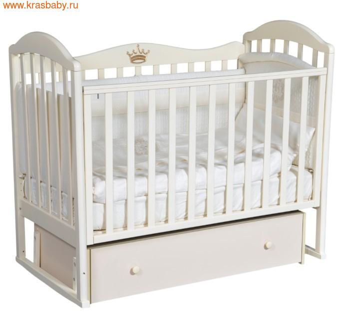 Кроватка Кедр EMILY 1 (фото, вид 4)