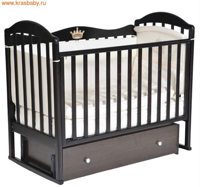 Кроватка Кедр EMILY 1 (фото, вид 5)