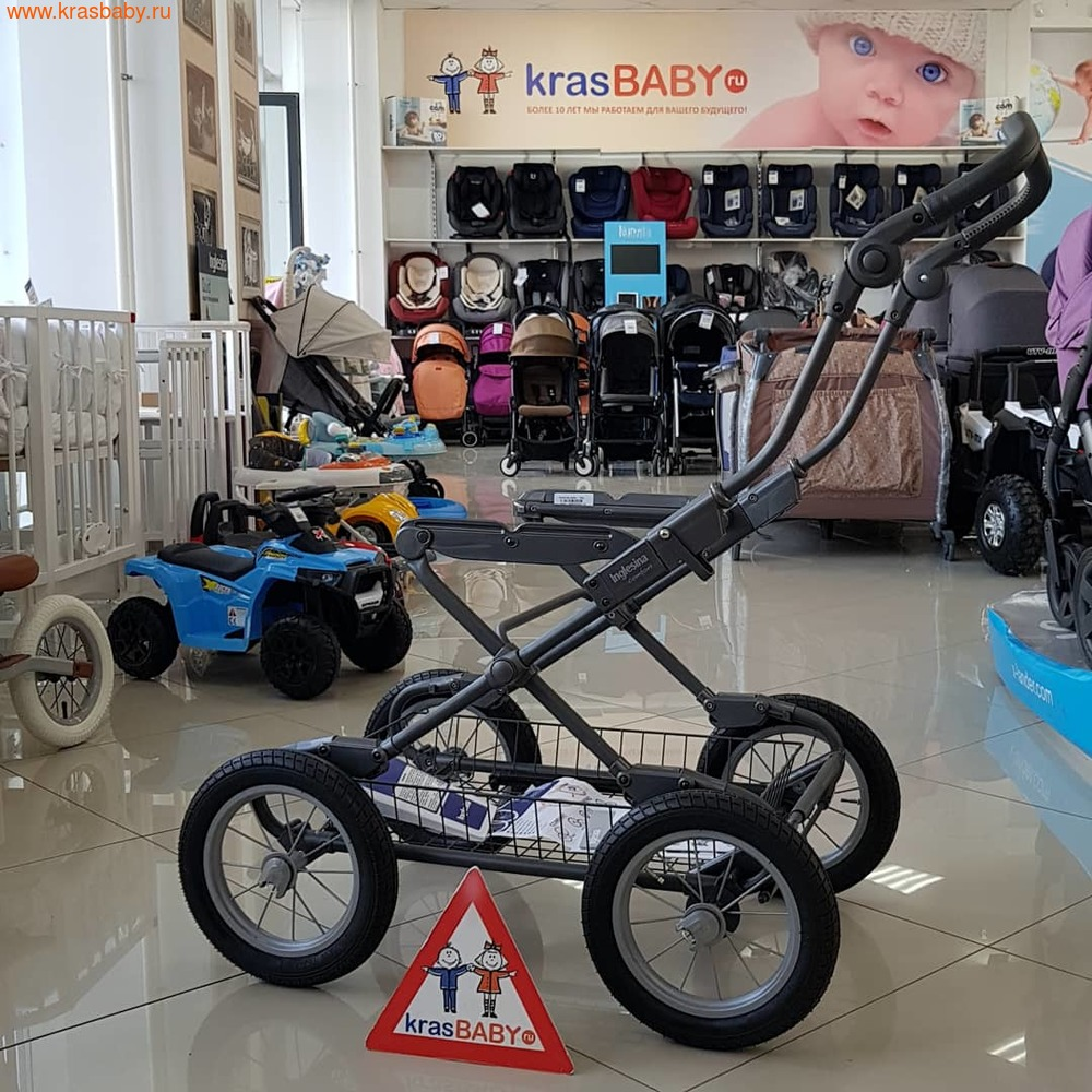 Коляска модульная Inglesina Sofia System Duo (шасси Ergo bike) 2 в 1 (фото, вид 2)